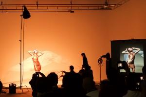 「Andrea Belluso氏によるスペシャルファッションシューティングセミナー」