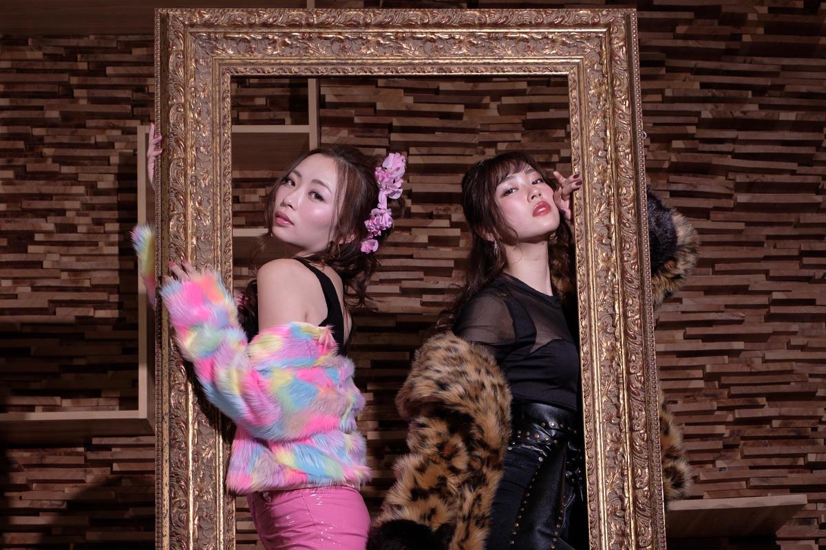 『春を誘う ~ コスメティックな二人』 Part-I AYAKA & 武田穂乃香 2 shot