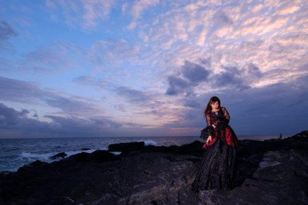 『城ヶ島・秋風にそよぐ』Part-Ⅱ AYAKA