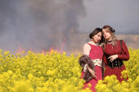『異世界的旅路~春の陽光』Part-Ⅰ Ari、桜井美羽