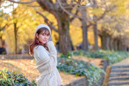 『昭和記念公園 リクエスト撮影』 御木ももあ(みっきー)