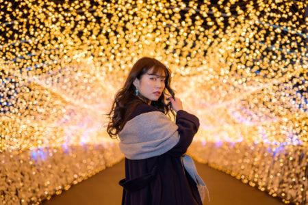 グループリクエスト撮影 AYAKA@東京メガイルミ