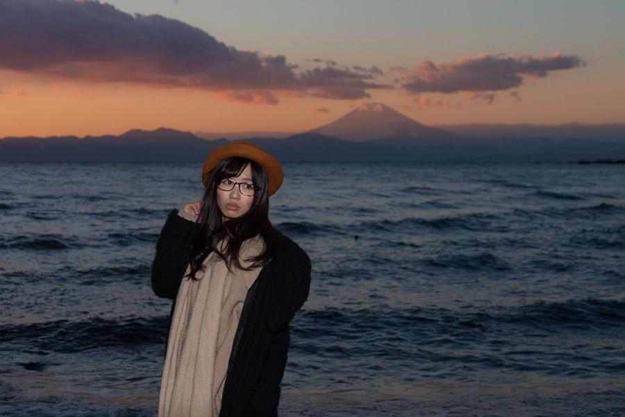 2013/12/28(土) トーキョー★美マージュ『旅の途中~三浦・とある海辺で』 Part-I 吉田カオリ
