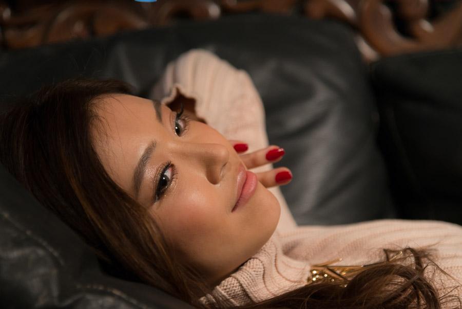 2013/12/28(土) トーキョー★美マージュ『旅の途中~三浦・とある海辺で』 Part-II 清水彩香その1