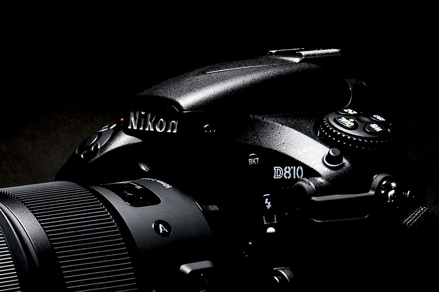 Nikon D810 ファーストインプレッション