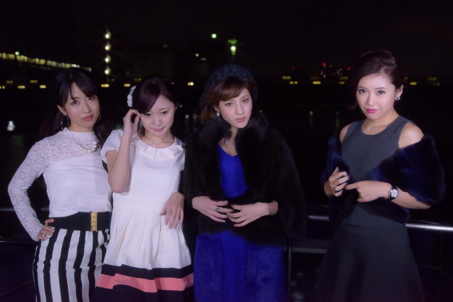 2014/09/15(月・祝) トーキョー★美マージュ 旅の途中~東京湾・秋風のささやき Part-I
