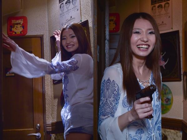 2015/03/08(日) 東京写らん♪ 私のぶらりコース~テンガロンハットの女の子 相内梨沙 Part-III