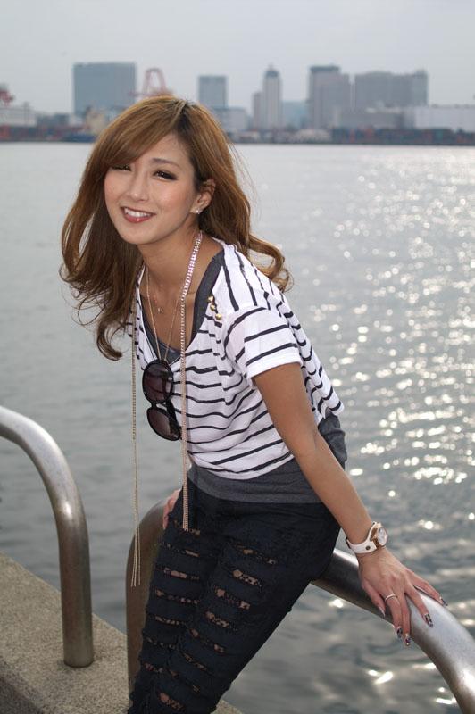 2011/5/6(金) Rina 個撮 PART-II お台場海浜公園
