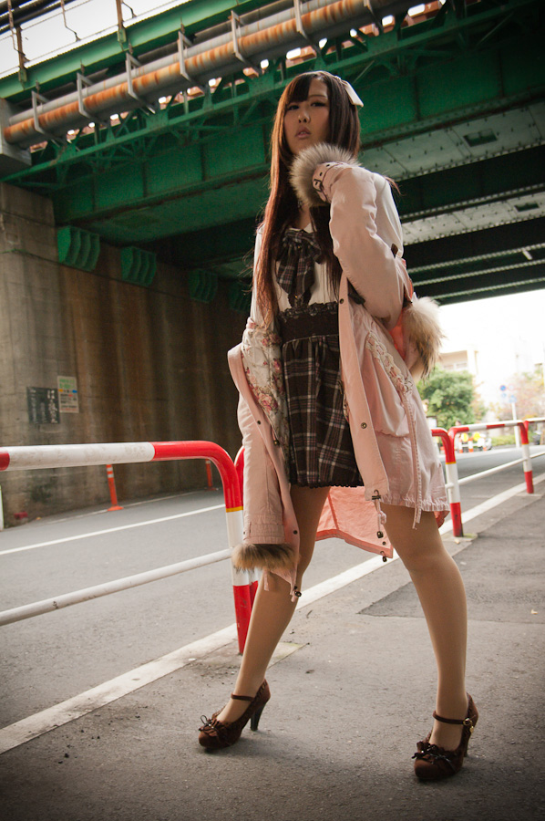 2011/11/23(水) m-Gra Photo School ストリート撮影で屋外撮影ステップアップ!編