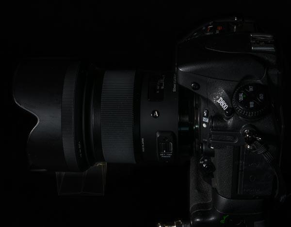 SIGMA Artライン 50mm F1.4 DG HSM