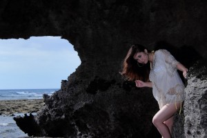 『The Water World in OKINAWA』 Part-I 清水彩香