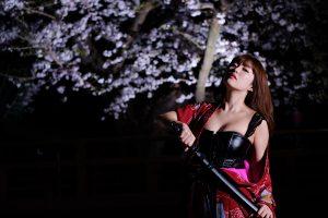 『写らん♪春の着物撮影会 其の壱~昼顔、夜顔』 清水彩香 Part-III