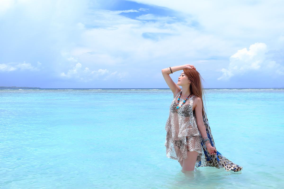『The Water World in OKINAWA』 Part-VI Final 宮木梨衣