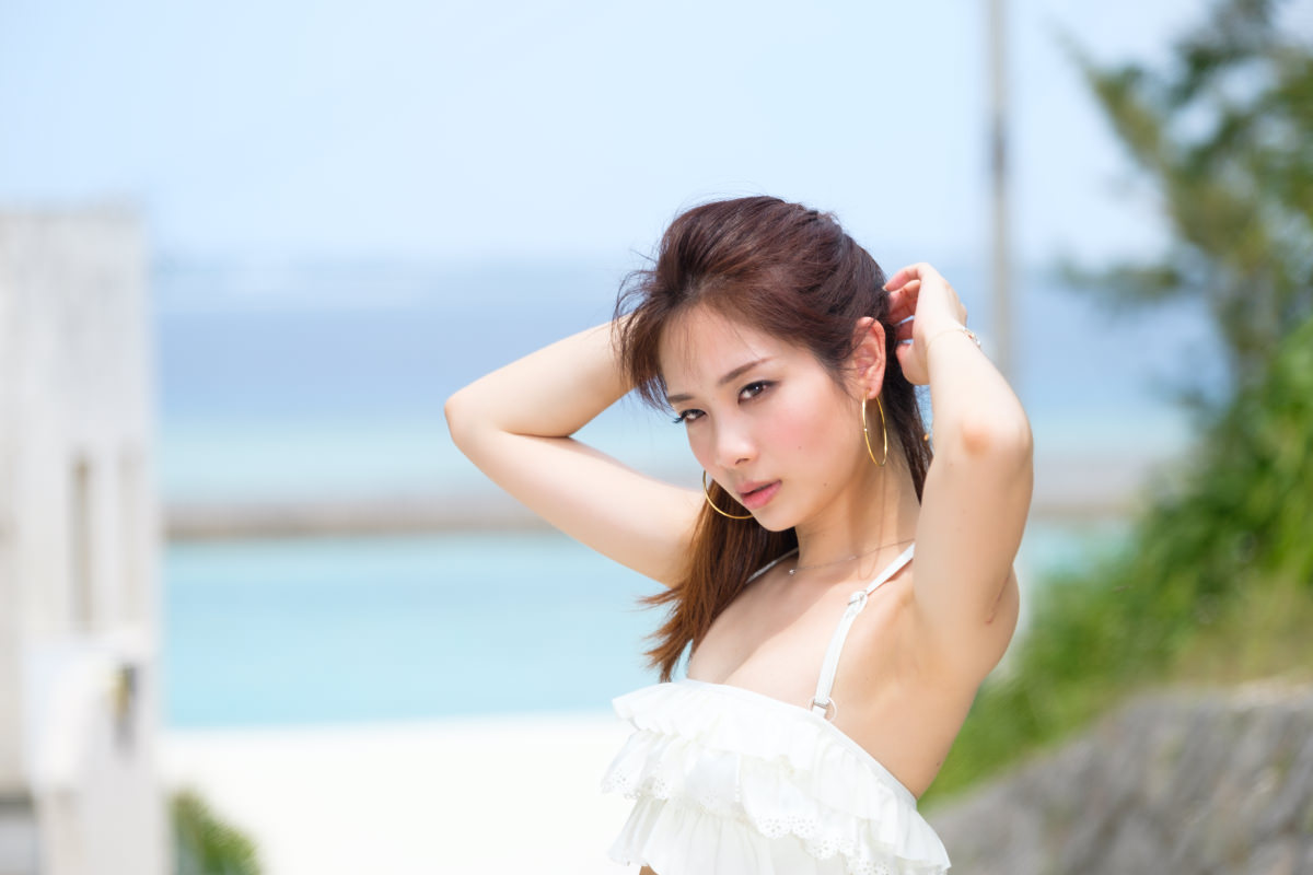 Createur グループリクエスト撮影 in 沖縄 朱宮美礼 Part-IV