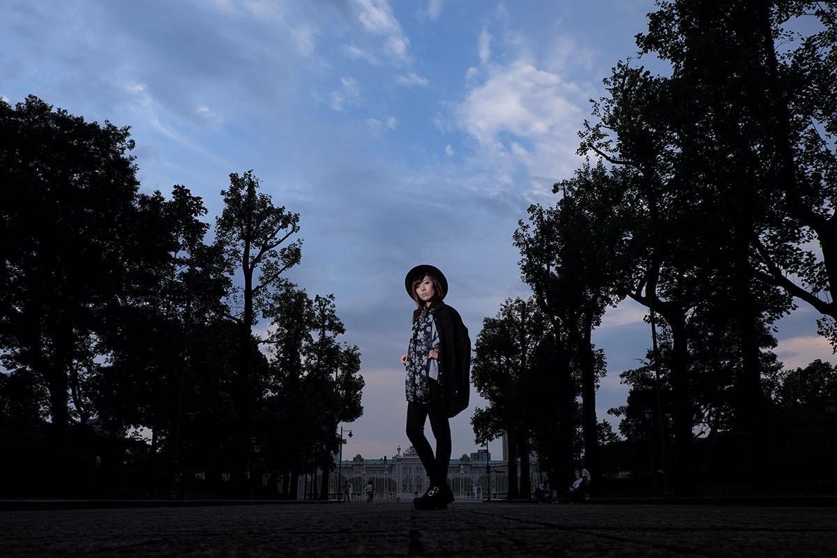 ロケーションガールズ撮影会 at 四ツ谷 堀越未希子