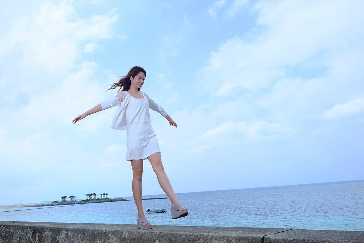 Createur グループリクエスト撮影 in 沖縄 朱宮美礼 Part-VII <最終章>