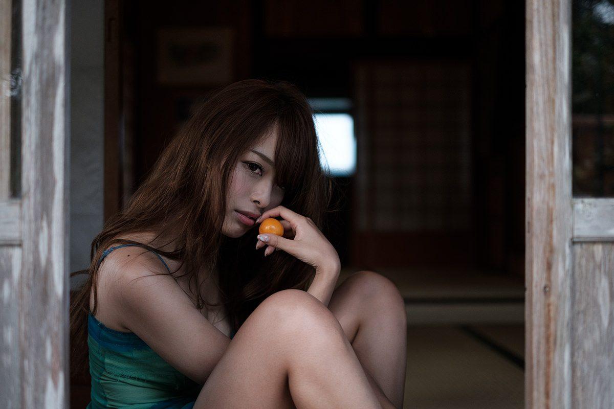 『沖縄旅撮~永遠の日』 Part-VII 白石ゆうか Vol.4