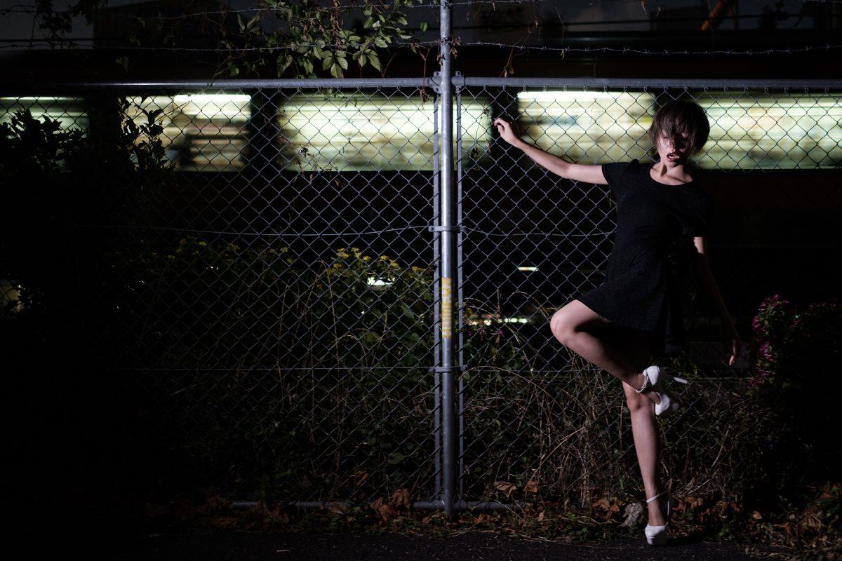 『みらくるみんッッッ!!!! ~ 水曜日の女、ナイトストリートmini 夜間撮影強化月間♡平日企画@千駄ヶ谷・代々木・新宿』 星野くるみ