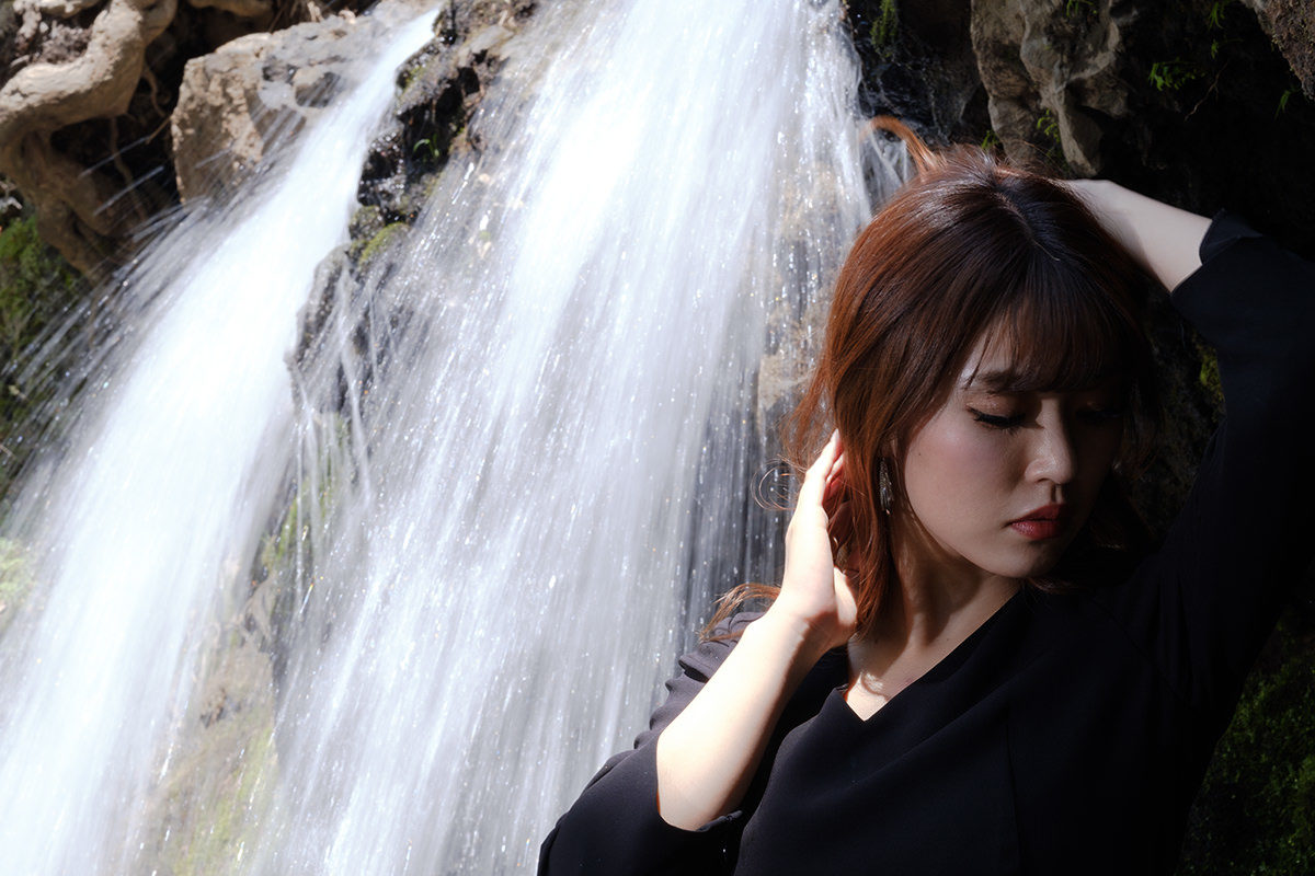 『春絵巻~山中湖の春』 Part-I AYAKA