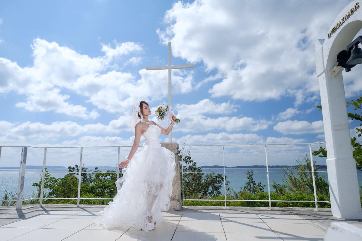 グループリクエスト撮影 in 沖縄 白石ゆうか Part-VI