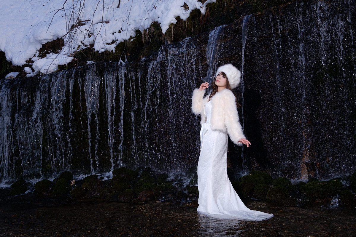『冬の結晶~軽井沢・ハイランダーガール』 白石ゆうか Part-I