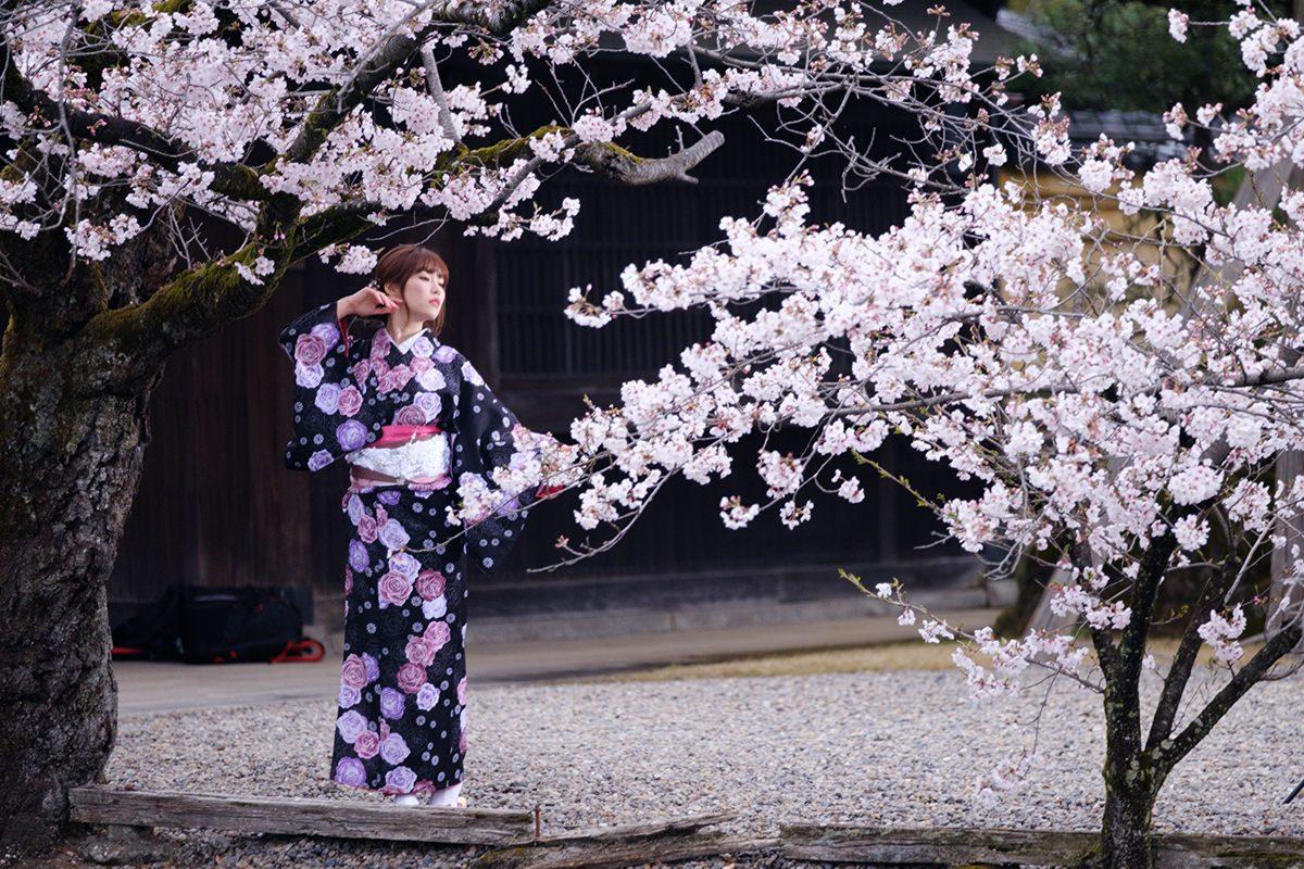 『写らん♪春の着物撮影会 其の壱~昼顔、夜顔』 清水彩香 Part-I