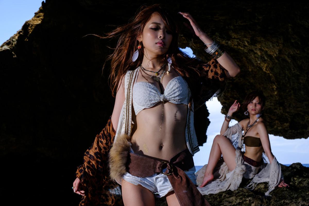 『沖縄旅撮~永遠の日』 Part-IX 2ショット集(最終回)