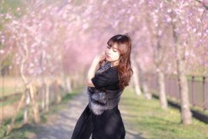 『春絵巻~山中湖の春』 Part-II AYAKA