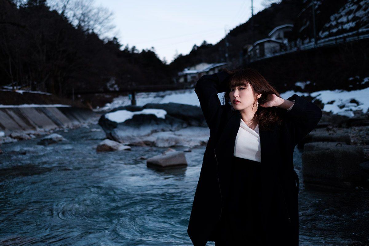 『冬の結晶~四万・雪と湯煙の旅情』 清水彩香 Part-I