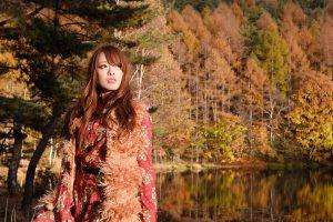 『Dramatic Autumn ~ 晩秋の八ヶ岳を訪ねて』 白石ゆうか