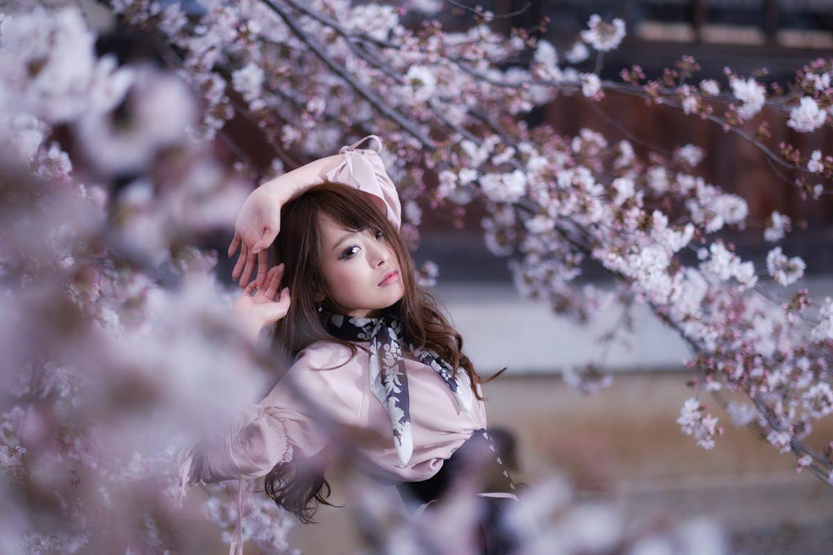 『春絵巻~甲府界隈』 白石ゆうか Part-II
