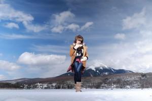 『Snow White ~ 冬の調べ』 白石ゆうか Part-I