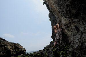 『沖縄旅撮~ある朝突然に』 Part-V 清水彩香 その3