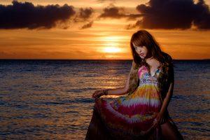 『沖縄旅撮~永遠の日』 Part-V 白石ゆうか Vol.2