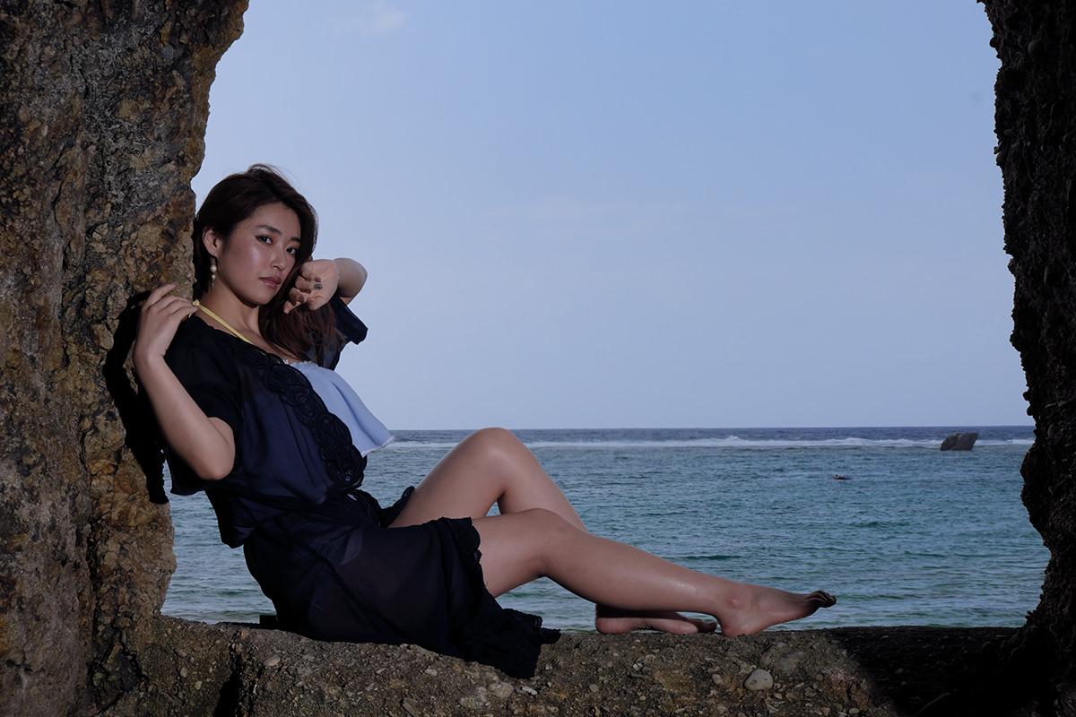 『沖縄旅撮~ある朝突然に』 Part-VI 清水彩香 その4 最終章