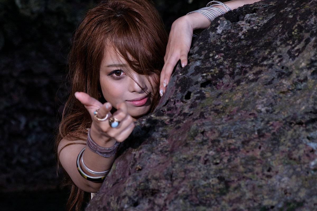 『沖縄旅撮~永遠の日』 Part-VIII 白石ゆうか Vol.5