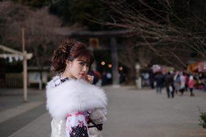 『松の内・日高参詣』 清水彩香 Part-I