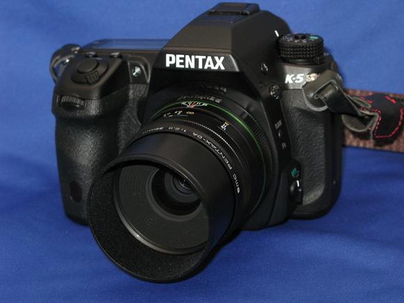 2011/12 PENTAX K-7からK-5へ乗り換え
