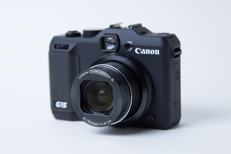最近のお買い物① Canon PowerShot G15